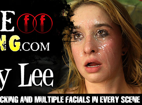 Misty Lee Gets Face Fucked